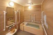 グランダ岡本里安邸(住宅型有料老人ホーム)の画像(8)浴室
