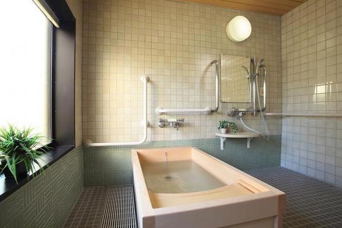 メディカル・リハビリホームボンセジュール保谷(介護付有料老人ホーム(一般型特定施設入居者生活介護))の画像(7)1F 浴室