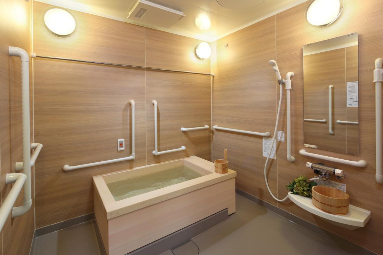 グランダ国分寺(住宅型有料老人ホーム)の画像(8)3F 浴室