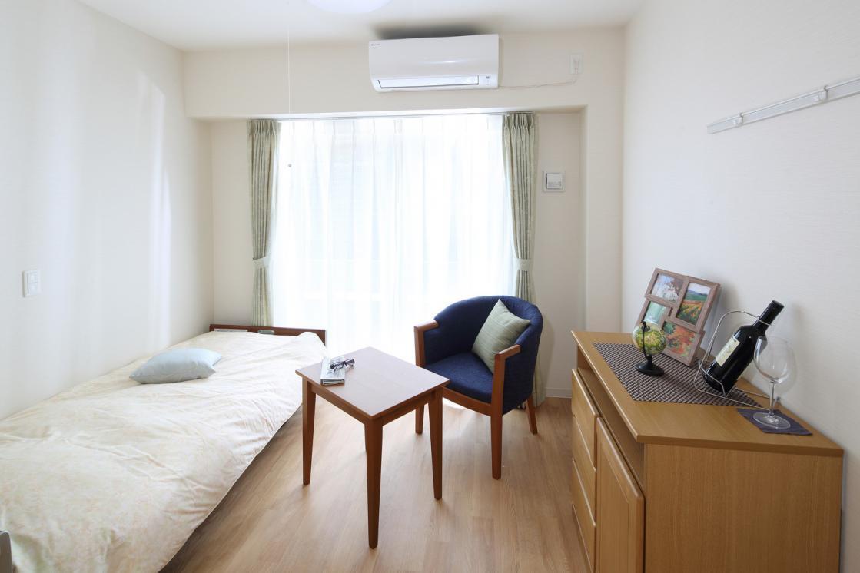 まどか光が丘(介護付有料老人ホーム(一般型特定施設入居者生活介護))の画像(2)1F 居室イメージ
