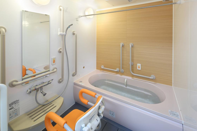 まどか光が丘(介護付有料老人ホーム(一般型特定施設入居者生活介護))の画像(7)1F 浴室
