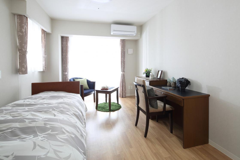 リハビリホームグランダ新百合ヶ丘(住宅型有料老人ホーム)の画像(2)2F 居室イメージ