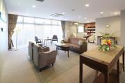 ボンセジュール武蔵小杉(住宅型有料老人ホーム)の画像(4)1F ラウンジ