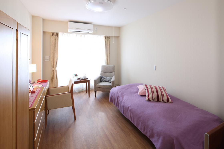 ボンセジュール武蔵小杉(住宅型有料老人ホーム)の画像(2)居室イメージ
