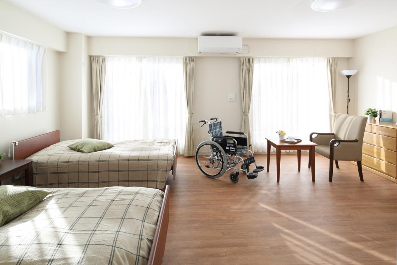 ボンセジュール武蔵小杉(住宅型有料老人ホーム)の画像(3)居室イメージ