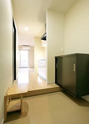 オペラガーデン湘南・二宮(サービス付き高齢者向け住宅)の画像(12)玄関入り口