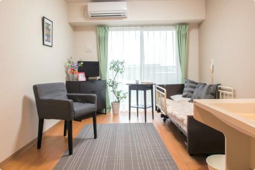 イリーゼさぎぬま(住宅型有料老人ホーム)の画像(7)全室個室