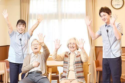 イリーゼさぎぬま(住宅型有料老人ホーム)の画像(11)