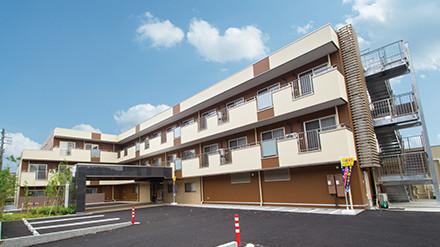 イリーゼ多摩はるひ野(住宅型有料老人ホーム)の画像(1)