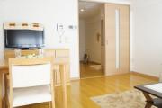 ハーティーリビング秀和(サービス付き高齢者向け住宅)の画像(4)使い勝手の良い間取り