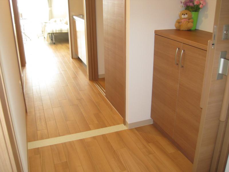 ゆうペットシニア (女性限定)(サービス付き高齢者向け住宅)の画像(5)バリアフリーな居室