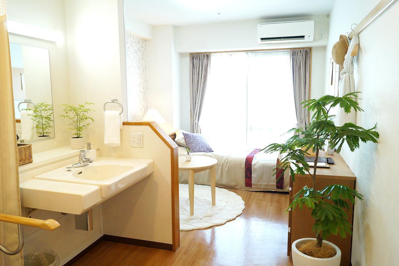 くらら上野毛(介護付有料老人ホーム(一般型特定施設入居者生活介護))の画像(2)3F 居室イメージ