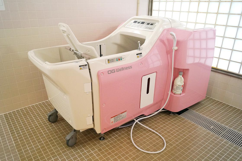 くらら上野毛(介護付有料老人ホーム(一般型特定施設入居者生活介護))の画像(7)1F 機械浴