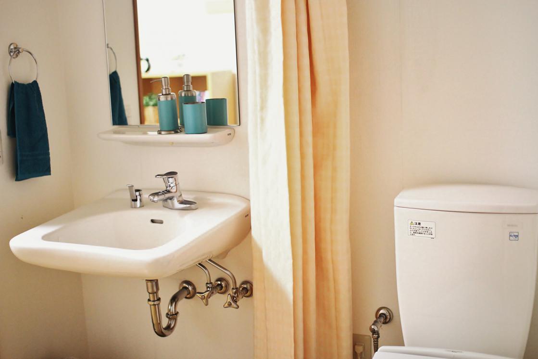 まどか本八幡東(介護付有料老人ホーム(一般型特定施設入居者生活介護))の画像(7)居室水回り