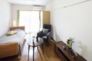 メディカルホームくらら芦花公園(介護付有料老人ホーム(一般型特定施設入居者生活介護))の画像(2)居室イメージ