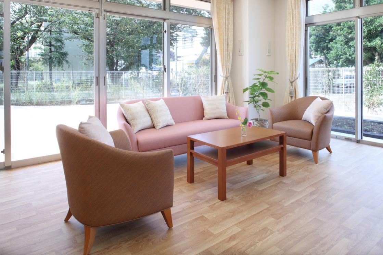 ここち西船橋(住宅型有料老人ホーム)の画像(6)1F 談話スペース