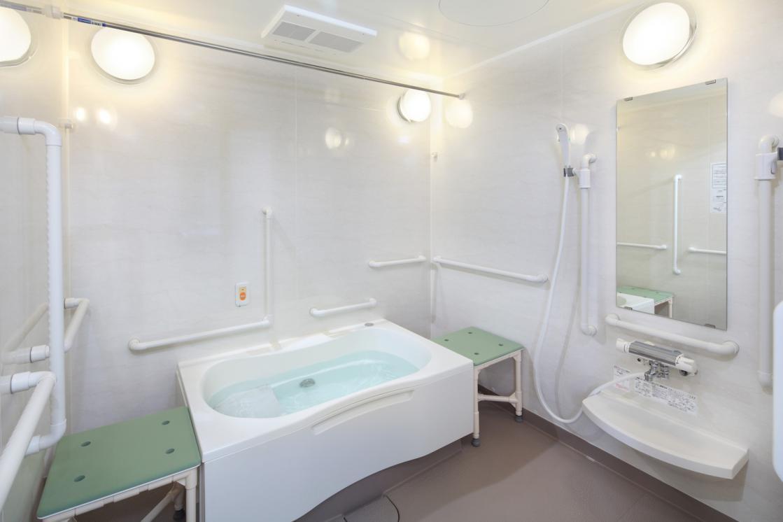 ここち西船橋(住宅型有料老人ホーム)の画像(8)2F 浴室