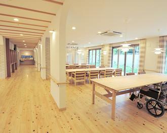 銀木犀鎌ヶ谷(サービス付き高齢者向け住宅)の画像(6)共有スペース1