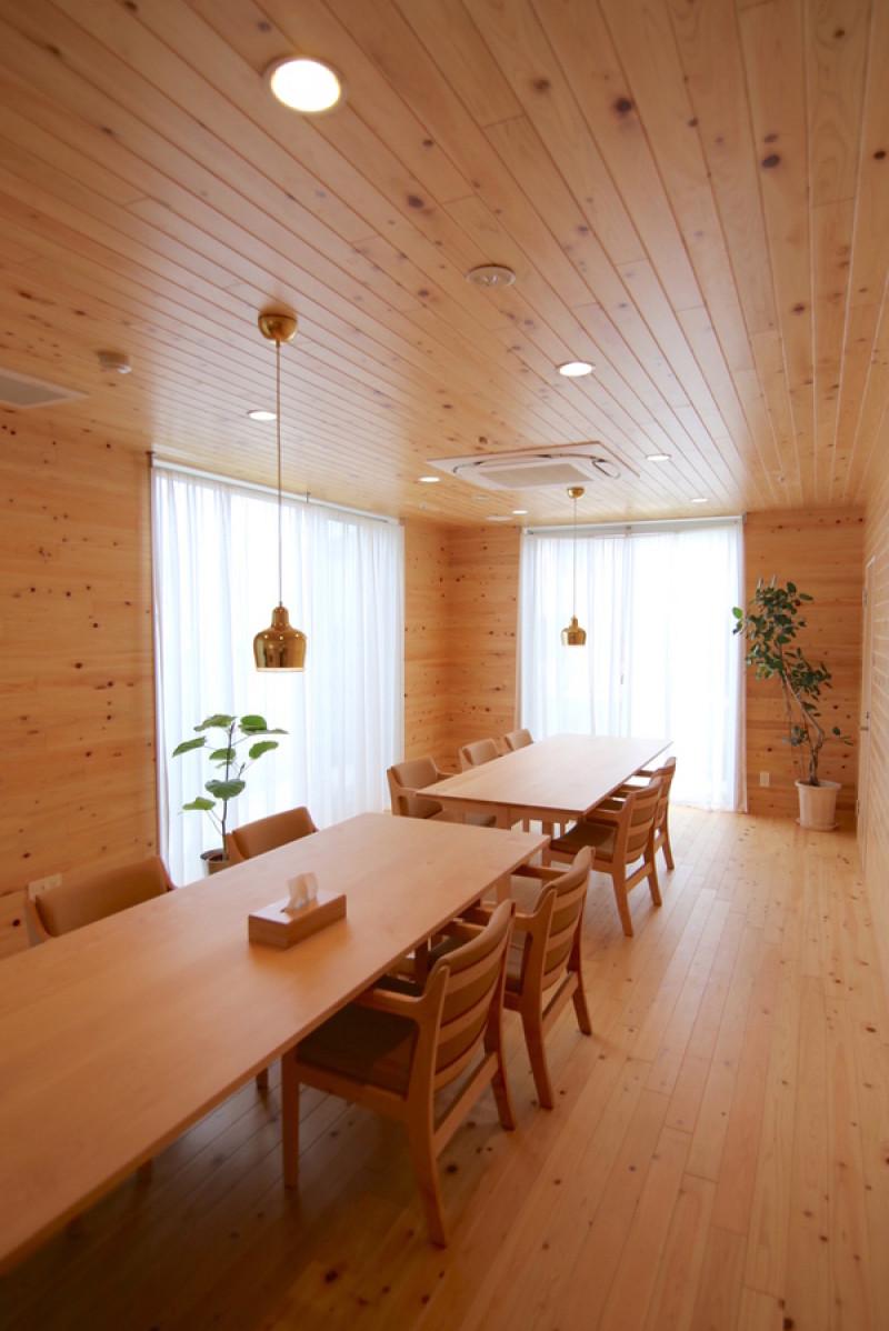 銀木犀鎌ヶ谷(サービス付き高齢者向け住宅)の画像(7)共有スペース2