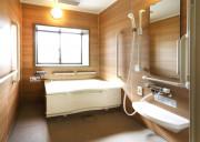リュエル・シャンテール(住宅型有料老人ホーム)の画像(4)個浴室