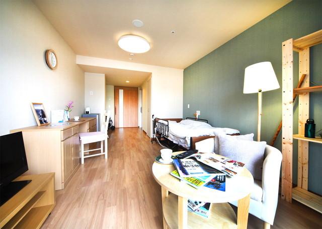 リュエル・シャンテール(住宅型有料老人ホーム)の画像(2)居室モデルルーム