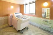 ここち東船橋(住宅型有料老人ホーム)の画像(6)1F 浴室