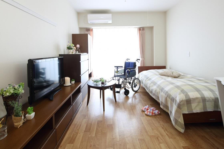 ここち東船橋(住宅型有料老人ホーム)の画像(2)3F 居室イメージ