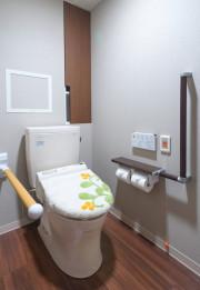 SOMPOケア ラヴィーレ西船橋(介護付有料老人ホーム)の画像(14)トイレ