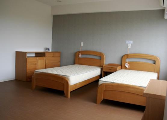 ココファン柏明原(サービス付き高齢者向け住宅)の画像(5)居室(ご夫婦部屋)2