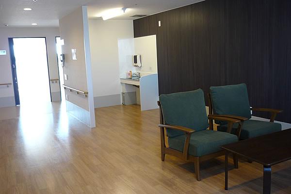 ココファン柏たなか(サービス付き高齢者向け住宅)の画像(10)共有スペース