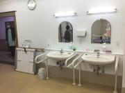 ベストライフ蒲田(介護付有料老人ホーム)の画像(7)洗面台