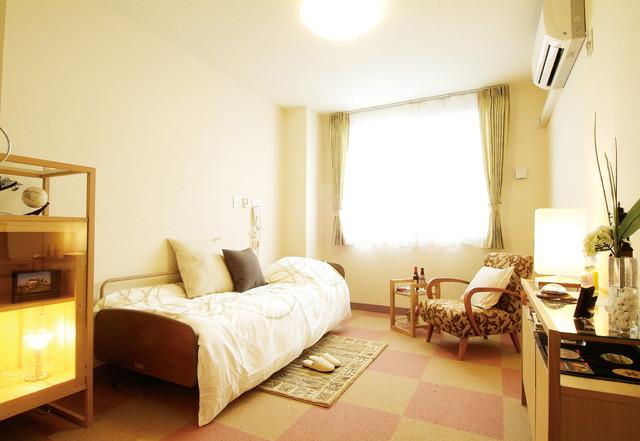 SOMPOケア ラヴィーレ成田(介護付有料老人ホーム)の画像(4)居室