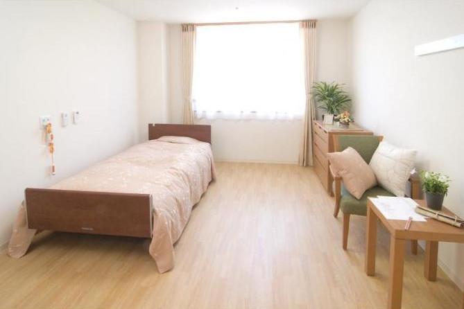 ここち野田(介護付有料老人ホーム(一般型特定施設入居者生活介護))の画像(2)居室イメージ