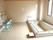 ココファン三郷中央(サービス付き高齢者向け住宅)の画像(2)浴室
