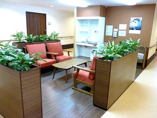ココファン三郷中央(サービス付き高齢者向け住宅)の画像(4)共有スペース