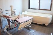 ボンセジュール大宮(介護付有料老人ホーム(一般型特定施設入居者生活介護))の画像(6)浴室