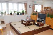 ボンセジュール大宮(介護付有料老人ホーム(一般型特定施設入居者生活介護))の画像(7)3F 談話スペース