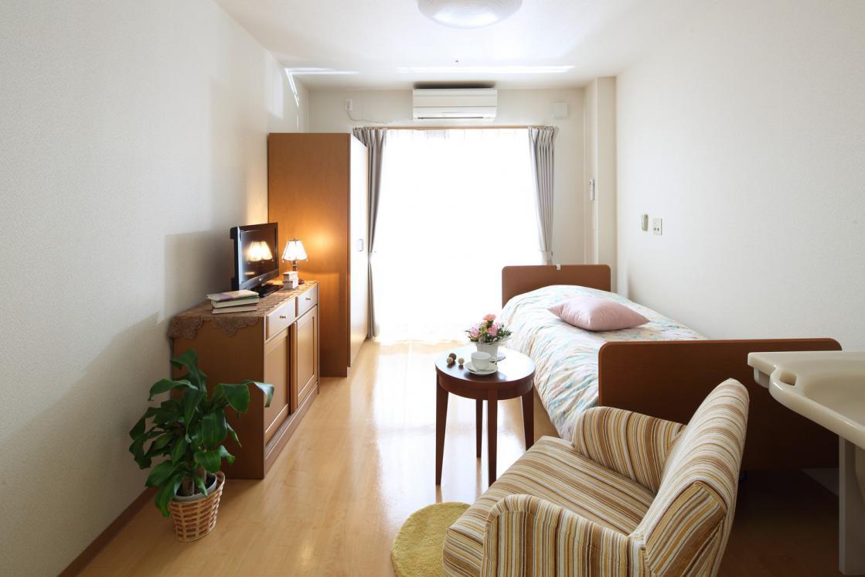 ボンセジュール大宮(介護付有料老人ホーム(一般型特定施設入居者生活介護))の画像(2)居室イメージ
