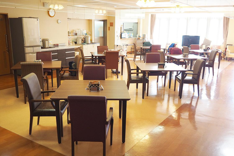 ボンセジュール大宮(介護付有料老人ホーム(一般型特定施設入居者生活介護))の画像(5)