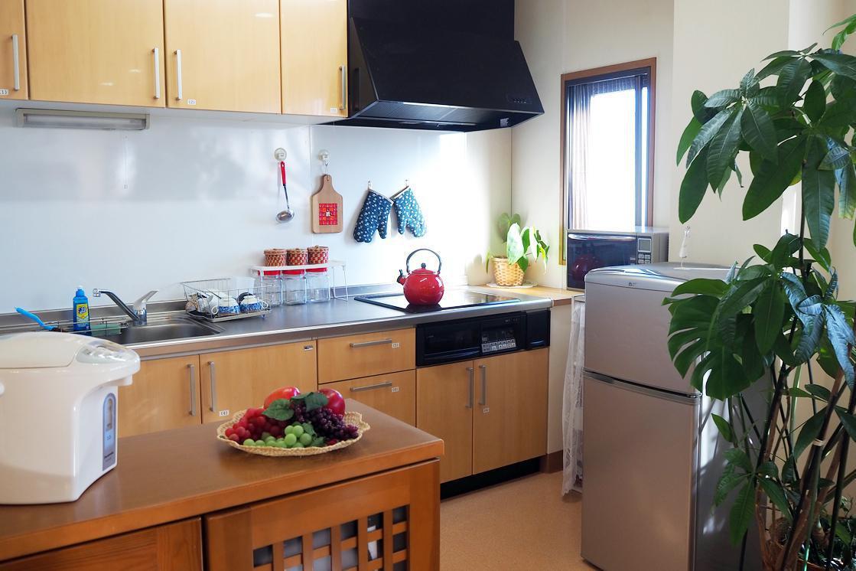ボンセジュール大宮(介護付有料老人ホーム(一般型特定施設入居者生活介護))の画像(8)3F キッチン