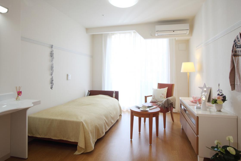 ここち幸手(介護付有料老人ホーム(一般型特定施設入居者生活介護))の画像(2)居室イメージ