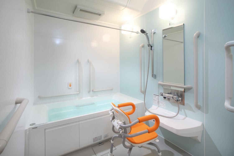 ここち幸手(介護付有料老人ホーム(一般型特定施設入居者生活介護))の画像(7)2F 個人浴室
