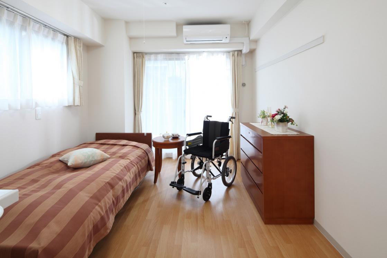 ボンセジュール大鳥居(介護付有料老人ホーム(介護専用型/一般型特定入居者生活介護))の画像(2)居室イメージ
