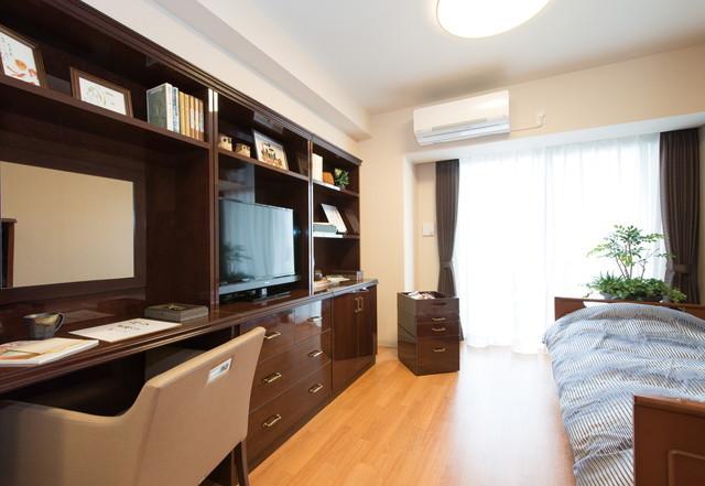 SOMPOケア ラヴィーレ入間(介護付有料老人ホーム)の画像(3)居室