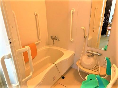 ココファン高坂(介護付有料老人ホーム(一般型特定施設入居者生活介護)/サービス付き高齢者向け住宅)の画像(28)(個浴)浴槽