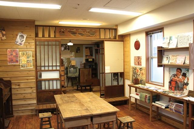 ライフコミューンふじみ野(介護付有料老人ホーム)の画像(3)昭和レトロ教室