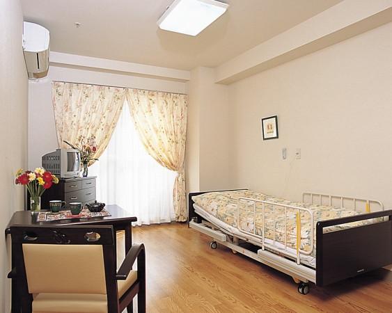 ライフコミューンふじみ野(介護付有料老人ホーム)の画像(4)居室
