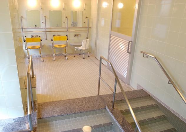 ライフコミューンふじみ野(介護付有料老人ホーム)の画像(5)浴室