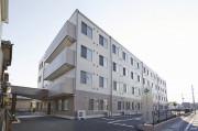 サンライズ・ヴィラ北春日部(介護付有料老人ホーム)の画像(1)駐車場完備