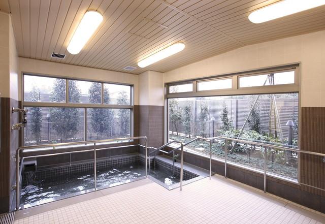 ソラスト大宮東(介護付有料老人ホーム)の画像(7)大浴場